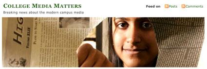 College Media Matters