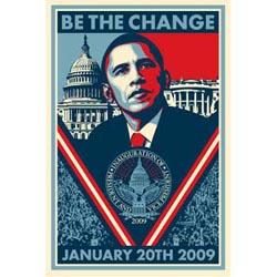 inaugural poster