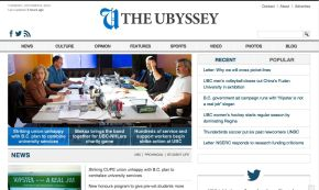 Redesigns 2012: The Ubyssey