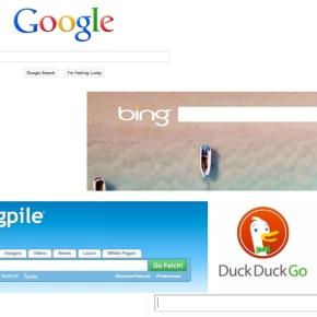 As a journalist, you should search outsideGoogle