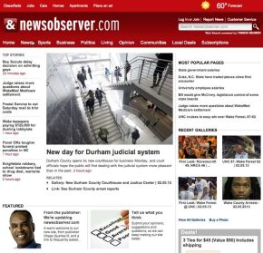 News-Observer launches redesign