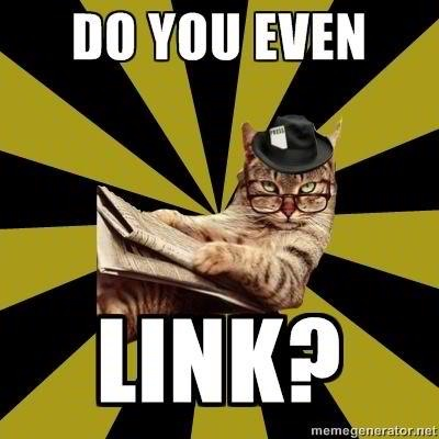 do you even link?