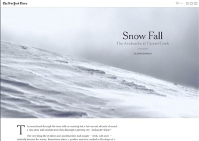 Introducing the ICM Snow Fall Challenge for college media