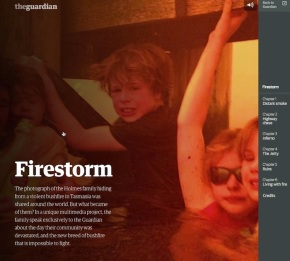 The Guardian's 'Firestorm': Some lessons from the latest 'Snowfall'