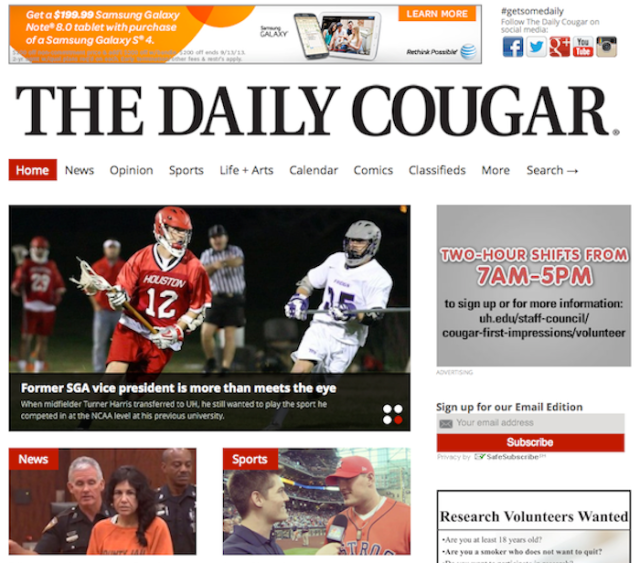 featured cougar